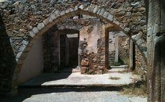 Spinalonga, im Inneren der Festung, Kreta. Tours, Wood, Deutsch, Crete, Nice Asses, Woodwind Instrument, Timber Wood, Trees