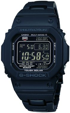 CASIO G-SHOCK MULTIBAND 6 GW-M5610BC-1JF mens watch