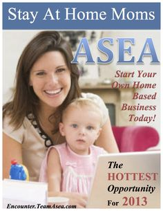 Perfect Stay At Home business for Healthy Minded Moms!