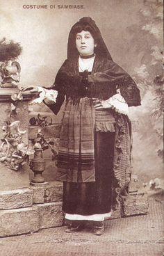 Costumi Antichi - ColoridiCalabria