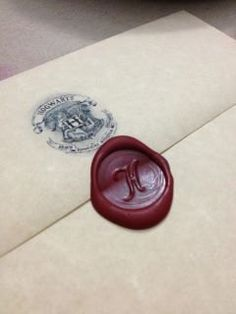 SALE Hogwarts Acceptance Letter Customizable Harry Potter -- PARCHMENT PAPER on Etsy, If someone dropped this in my letterbox I would love them forever *hint hint* Hogwarts Acceptance Letter, Hogwarts Letter, Letter Find, Yer A Wizard Harry, Harry Potter Love, Mischief Managed, Viera, Back Home, Geek Stuff