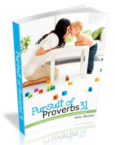 Pursuit of Proverbs 31 (Great Ebook) @thebettermom