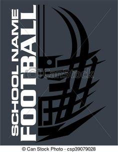 football t shirt design ideas | ... football T-shirts . I ...