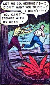 Gimme back my head! (From 'Beware' No.2)
