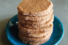 Salted Rye Cookies | Epicurious.com. I skipped the orange stuff, and skimped on the sugar. Added some black molasses & roughly 1/2 tsp each ginger, green cardamom, fennel powders and some good twists of black pepper.