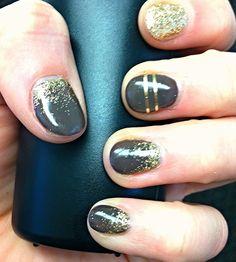 Fall nails #glitterednailsbycheyenne