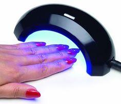 Nails Art & Tools Practical Led Nail Curing Uv Lamp Nail Polish Dryer Portable Light Nail Nursing Tool Bright Luster