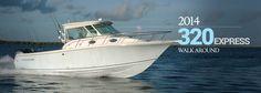 Sailfish Boats :: 2014 320 EXP WAC Walk Around