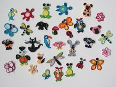 Paper Quilling for Kids Paper quilling for children – children – # Cards Crafting Children Christmas Tree Craft Neli Quilling, Quilling Rakhi, Quilling Work, Paper Quilling Jewelry, Origami And Quilling, Quilled Paper Art, Quilling Paper Craft, Quilling Ideas, Quilled Roses