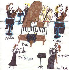 Juegos Musicales: Aula de música