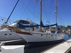 1979 Formosa 51 Pilot Sail New and Used Boats for Sale -