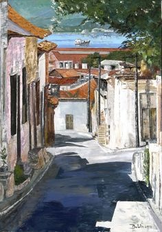 Calle Mangachupa by Miguel Angel Botalin.