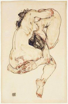 Egon Schiele, unknown on ArtStack #egon-schiele #art
