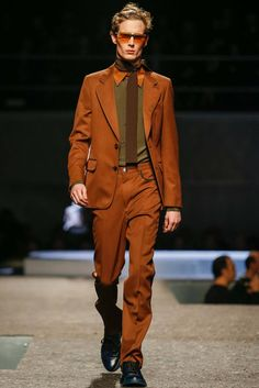 Prada Fall 2014 Menswear - Collection - Gallery - Style.com