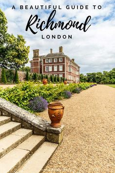 A beautiful guide to Richmond, London. There's a lot to do in this part of the city.  #richmond #london