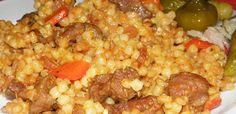 Isteni házias fogások, amiket Te is imádni fogsz! Hungarian Recipes, Chana Masala, Fried Rice, Food And Drink, Ethnic Recipes, Drinks, Goodies, Drinking, Sweet Like Candy