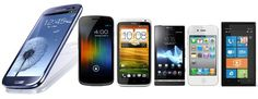 Samsung Galaxy SIII vs. Competitors
