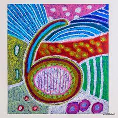 Lernstübchen: Jasper Johns 0 bis 9