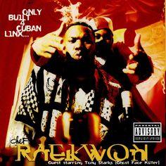 Raekwon - Only Built 4 The Cuban Linx - (1995)