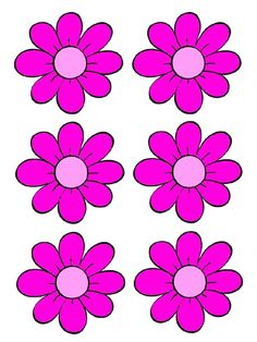 Diy Crafts How To Make, Crafts For Kids, Welcome Back Banner, File Folder Activities, Flower Template, Color Activities, Science Experiments Kids, Different Flowers, Butterfly Art