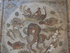 ~~ Pêcheurs de Libye ~~ Navires Antiques ~~ Le Musée Imaginaire ~~