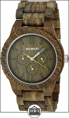 WeWood Reloj de caballero WW15002 de  ✿ Relojes para hombre - (Gama media/alta) ✿