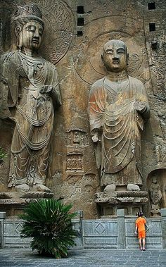 henan buddhist singles Early chinese buddhist cave art is represented by well-preserved pagodas, carvings and statues  banks of yihe river, luolong district, 471000, luoyang, henan, luoyang 471000, china.