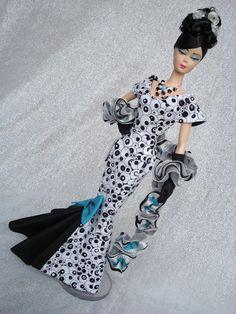 Wide Eyed Girls - One-Of-A-Kind (OOAK) Fashion Dolls by Dan Lee
