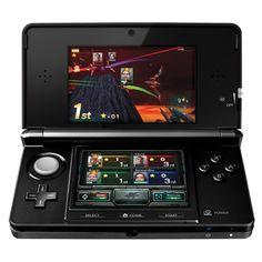 Nintendo 3DS XL Handheld Gaming System - Blue/Black