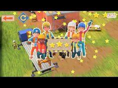 Enfants Constructeur, Petit Constructeur, Véhicules De Construction