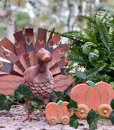 Pheasant Run, Turkey Plates, Tom Turkey, Winter Table, Thanksgiving 2020, Faux Bamboo, All Holidays, One And Other, A Pumpkin