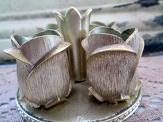 Vintage Shabby Chic Vanity Lipstick Holder by Holliezhobbiez, $12.50
