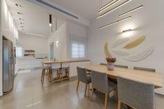 הסבלנות משתלמת: עיצוב דירה משפחתית בהרצליה | בניין ודיור