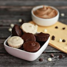Homemade Reese's® Peanut Butter Cups