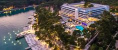 Hotel Bellevue, Mali Lošinj, Croatia