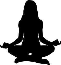 Free Image on Pixabay - Silhouette, Yoga, Young, Woman Free Pictures, Free Images, International Yoga Day, Silhouette Images, Free Silhouette, Photo Viewer, Yoga Art, Yoga For Weight Loss, Make A Donation