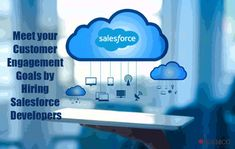 From implementation and customization to app development and integration, a Salesforce Developer helps organizations to keep the setup optimized. Salesforce Developer, Solution Architect, It Service Provider, Sales Process, Customer Engagement, Project Management, App Development, Organizations, Meet You