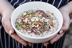 Porridge de chia