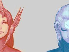 League of Legends Leona | Diana