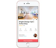 Airbnb iMessage App - A new way to plan your trip