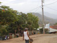 Nicaragua 2014, the village of Santo Domingo