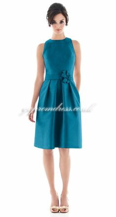 This in plum/eggplant as a bridesmaid dress