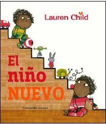 el niño nuevo-lauren child-9788426141330