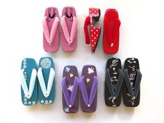 I need all of these geta!