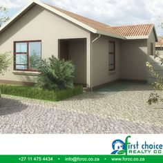 Affordable!!! Vanderbijlpark Suburban living has never been more affordable. Click here for more: http://besociable.link/yT Visit our website: http://besociable.link/4g #Vanderbijlpark #affordablehousing #property