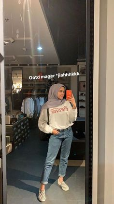 coffee date outfit Modest Fashion Hijab, Modern Hijab Fashion, Street Hijab Fashion, Casual Hijab Outfit, Hijab Fashion Inspiration, Muslim Fashion, Classy Fashion, Mode Hijab, Aesthetic Clothes