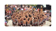 Kecak dance is a traditional dance from Bali.  Captured by me