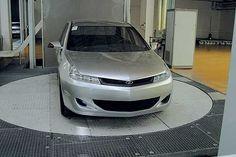 OG | VAZ-2116 / ВАЗ-2116 / Lada Silhouette - Project C | Prototype dated 2004