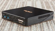 The Shuttle XPC Nano ultra-small-form-factor desktop computer is an inexpensive and appealing choice if you want to connect your PC to an HDTV, have a desire to tinker, or both.