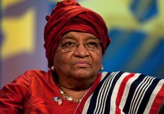 Most influential women in modern historyEllen Johnson-Sirleaf       Currently serving as the President of Liberia, Johnson-Sirleaf is the first woman in the history to be elected as a Head of State in Africa. Along with Leymah Gbowee and Tawakel Karman, she was awarded the Nobel Peace Prize in 2011.